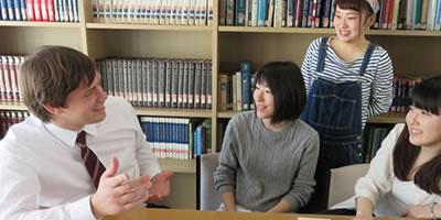 富山市立富山外国語専門学校画像